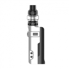 Authentic VOOPOO REX 80W TC VW APV Mod + UFORCE 3.5/5ml Kit (Standard Edition) - White