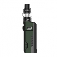 Authentic VOOPOO REX 80W TC VW APV Mod + UFORCE 3.5/5ml Kit (Standard Edition) - Dark Cyan