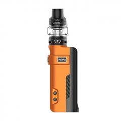 Authentic VOOPOO REX 80W TC VW APV Mod + UFORCE 3.5/5ml Kit (Standard Edition) - Orange