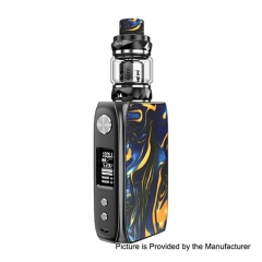 Authentic IJOY Shogun Univ 180W TC VW Variable Wattage Box Mod w/Katana Tank 5.5ml Kit  - Galactic Hurricane