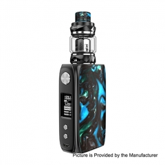 Authentic IJOY Shogun Univ 180W TC VW Variable Wattage Box Mod w/Katana Tank 5.5ml Kit  - Ghostfire