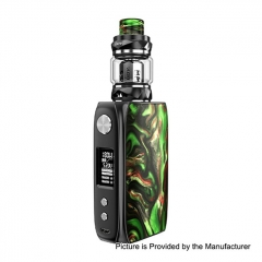 Authentic IJOY Shogun Univ 180W TC VW Variable Wattage Box Mod w/Katana Tank 5.5ml Kit  - Spector Green