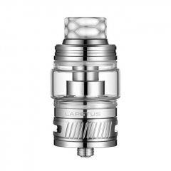 Authentic Nikola Lapetus 25mm Sub Ohm Tank Clearomizer 0.18ohm/6ml - Silver