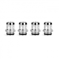 Authentic Nikola Replacement Mesh Coil Head for Lapetus Tank - 0.18 Ohm (60~110W) (4 PCS)