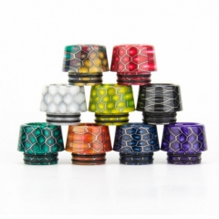 Aleader AS169S Resin 810 Drip Tip 15mm 1pc - Random Color