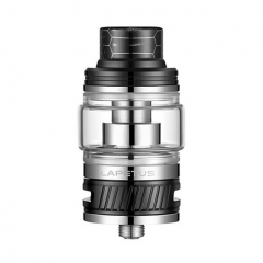 Authentic Nikola Lapetus 25mm Sub Ohm Tank Clearomizer 0.18ohm/6ml - Black