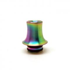 510 Replacement Drip Tip for RDA / RTA / Sub Ohm Tank Atomizer - Rainbow