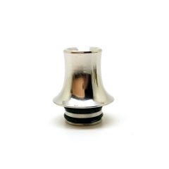 510 Replacement Drip Tip for RDA / RTA / Sub Ohm Tank Atomizer - Silver