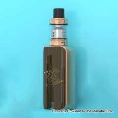 Authentic Vaporesso Luxe Nano 80W 2500mAh TC VW Box Mod + SKRR-S Mini Tank 0.15ohm/3.5ml Kit - Bronze