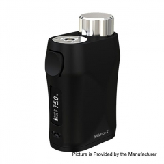 Authentic Eleaf iStick Pico X 75W TC VW APV Box Mod - Black