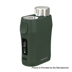 Authentic Eleaf iStick Pico X 75W TC VW APV Box Mod - Green