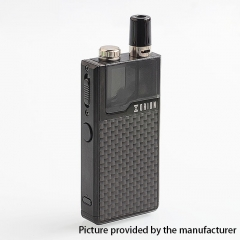 Authentic Lost Vape Orion DNA GO 40W 950mAh All-in-one Starter Kit 2ml/0.5ohm/0.25ohm - Black Textured Carbon Fiber