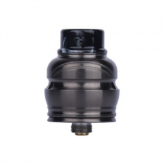 Authentic Wotofo Elder Dragon 22mm RDA RYUJIN RDA Rebuildable Dripping Atomizer w/ BF Pin - Gun Metal
