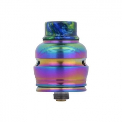 Authentic Wotofo Elder Dragon 22mm RDA RYUJIN RDA Rebuildable Dripping Atomizer w/ BF Pin - Rainbow