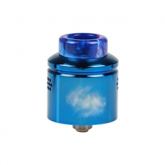 Profile Style 24mm RDA Rebuildable Dripping Atomizer w/ BF Pin - Blue