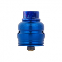 Authentic Wotofo Elder Dragon 22mm RDA RYUJIN RDA Rebuildable Dripping Atomizer w/ BF Pin - Blue