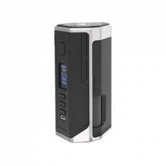 Authentic Lost Vape Drone 200W DNA250C TC VW Squonk Box Mod - Silver