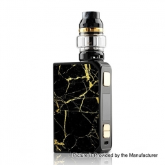 Authentic CoilART LUX 200W TC VW Variable Wattage Box Mod + LUX Mesh Tank 5.5ml Kit - Black
