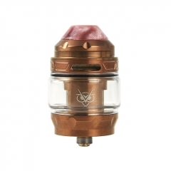 Authentic Advken Owl 25mm Sub Ohm Tank Clearomizer 4ml - Bronze