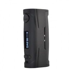 Authentic Vapor Storm Puma Baby 80W TC VW Variable Wattage Box Mod - Black