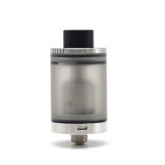 Doggystyle 2K18 V2 Style 22mm RTA Rebuildable Tank Atomizer 3.5ml - Black