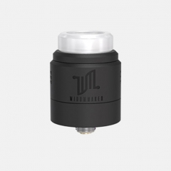 Authentic Vandy Vape Widowmaker 24mm RDA Rebuildable Dripping Atomizer w/ BF Pin - Black
