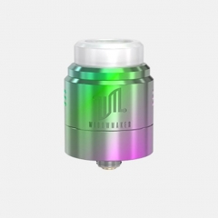 Authentic Vandy Vape Widowmaker 24mm RDA Rebuildable Dripping Atomizer w/ BF Pin - Rainbow