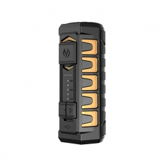Authentic Vandy Vape AP Apollo 20W 900mAh VV Variable Voltage Box Mod - Frosted Orange
