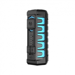 Authentic Vandy Vape AP Apollo 20W 900mAh VV Variable Voltage Box Mod - Frosted Blue