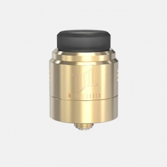 Authentic Vandy Vape Widowmaker 24mm RDA Rebuildable Dripping Atomizer w/ BF Pin - Gold