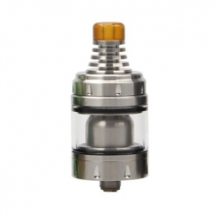 Berserker V1.5 Style 24mm MTL RTA Rebuildable Tank Atomizer 2.5ml - Silver