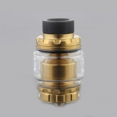 Kylin V2 24mm RTA Rebuildable Tank Atomizer 3/5ml - Gold