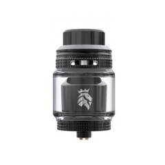 Authentic KAEES Solomon 3 25mm RTA Rebuildable Tank Atomizer 5.5ml - Black