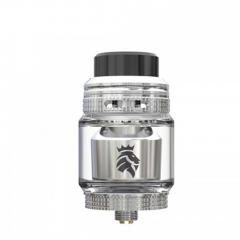 Authentic KAEES Solomon 3 25mm RTA Rebuildable Tank Atomizer 5.5ml - Silver