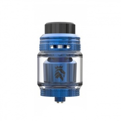 Authentic KAEES Solomon 3 25mm RTA Rebuildable Tank Atomizer 5.5ml - Blue