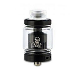 Authentic Ystar Baby Mesh Sub Ohm Clearomizer Tank 6.0ml /0.15ohm - Black White