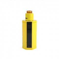 Authentic Smoant Battlestar 200W Squonker Kit VV / VW / DVW Box Mod + RDA Kit 7ml - Yellow