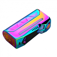 Authentic YOSTA Livepor 100W 18650/20700/21700 TC VW APV Box Mod - Rainbow