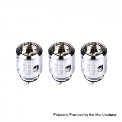 Authentic Horizon Replacement M-Dual Coil Head for Falcon King Sub Tank Clearomizer - 0.38 Ohm (80W)