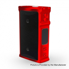 Authentic Blitz M1911 200W TC VW Variable Wattage Box Mod - Red