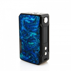Authentic Voopoo Drag Mini 177W 4400mAh TC VW Mod - Prussian Blue