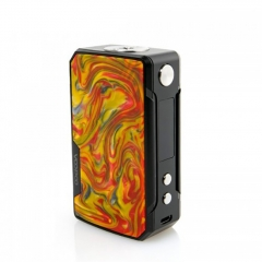 Authentic Voopoo Drag Mini 177W 4400mAh TC VW Mod - Lava