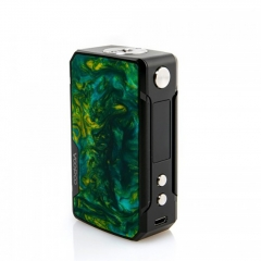 Authentic Voopoo Drag Mini 177W 4400mAh TC VW Mod - Lime
