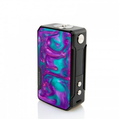 Authentic Voopoo Drag Mini 177W 4400mAh TC VW Mod - Purple