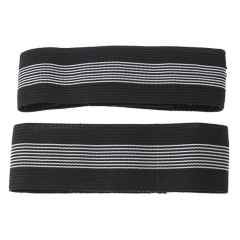 Outdoor Cycling Pants Bind Strap (2-Pack) - Black