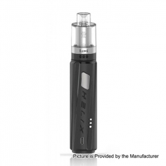 Authentic Digiflavor Helix Direct Voltage Output Box 18650 Mod w/GeekVape Lumi Tank 0.3ohm/4ml Starter Kit - Black