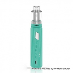 Authentic Digiflavor Helix Direct Voltage Output Box 18650 Mod w/GeekVape Lumi Tank 0.3ohm/4ml Starter Kit - Blue