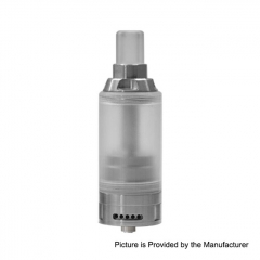 KA V8 Style 22mm 316SS RTA Rebuildable Tank Atomizer 5ml - Silver