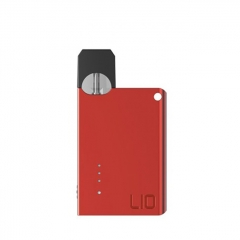 LIO Pod System All-in-one Kit 400mah Pod System Starter Kit 0.7ml/1.6ohm - Red