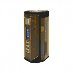 Authentic Lost Vape Drone 200W DNA250C TC VW Squonk Box Mod - Amber Black